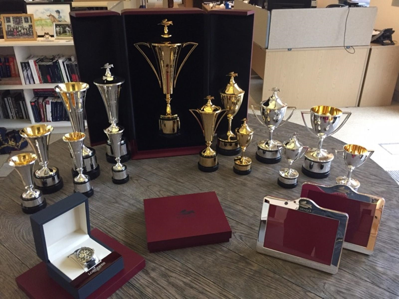 Lockinge Trophies